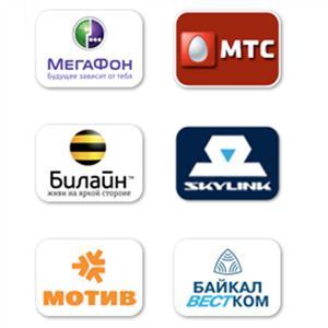Операторы сотовой связи Облучья